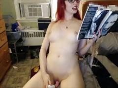 hot big tits amateur bitch gets...