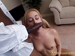 wet creamy pussy fuck white...