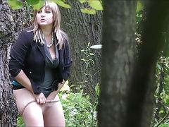 xhamster Teens Pissing In The Forest