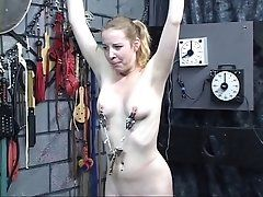 xhamster Sexy bdsm victim with perky tits...