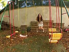 French teen Tiffanie loves to...