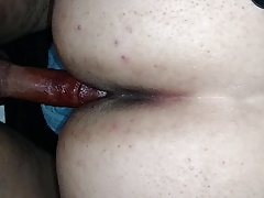 Masturbating in bath