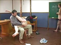 xhamster Teacher Spank and Finger 2 Teens...
