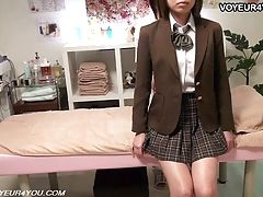 Japanese Teen School Girl Body...