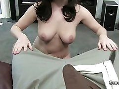 daughter in POV Blowjob for...