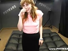 POV Wars young pig tailed slut...