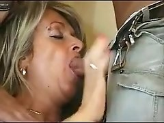 Hot German Granny gets Anal...
