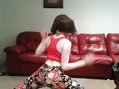 Pawg teen is twerking