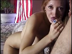 Dirty MILF gets her cunt boned
