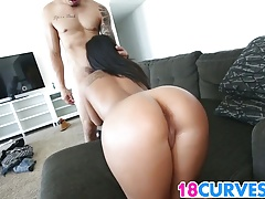 Hot Ass Teen Gianna Nicole Gets...