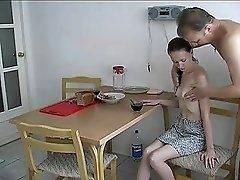 xhamster Breakfast with Daddy