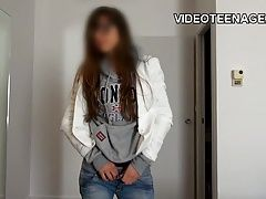 european teen does porn casting