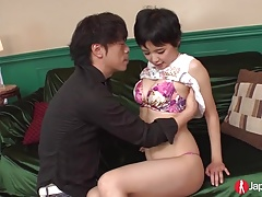 Tiny Perky Japanese Teen