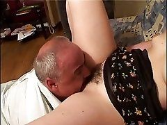 xhamster Teen fucked by 3 Old Man's