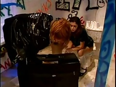 Luna Lane lesbian fun with...