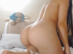 xhamster Sexy Brunette Babe Rides Her Toy...