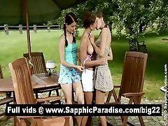 xhamster Kari and Caprice and Susan...