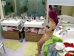 Big Brother NL Hot Blonde Teen...