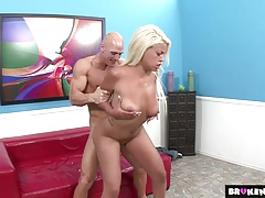xhamster BrokenTeens - Busty Bridgette is...