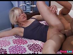 Blonde Teen webcam Slut