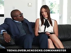 xhamster TeensLoveBlackCocks - Brunette...
