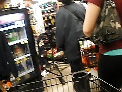 Two PAWG's at Checkout Line