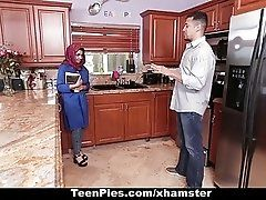 TeenPies - Muslim Girl Praises...