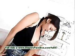 Risa Aian teen asian girl...