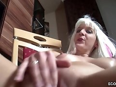 18yr old German Teen Masturbate...