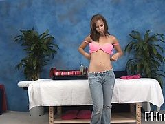 Marvelous teen slut is banged...